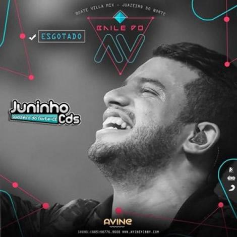 Avine Vinny - Villa Mix Cariri - Maio 2018